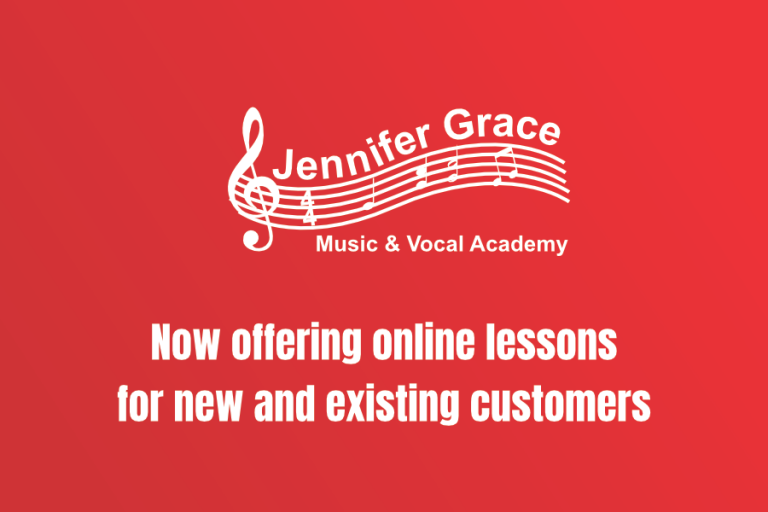 We are now offering online lessons for both new and existing students